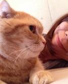 アネカワユウコ&猫店長リクオ