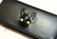 注文殺到!本格革にこだわった、大人のための猫小物「Jinen Design」のネコfaceシリーズ