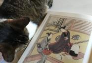 日本画の猫は?