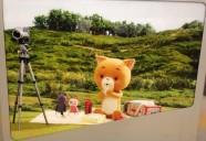 東京都・新江古田駅で見つけた「こまねこ」・・・ゆるキャラではなかった - 発見!ご当地猫キャラ 02