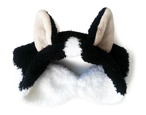 猫耳ヘアターバン