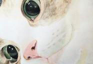 猫のまなざし~画家 吉井美穂インタビュー~