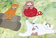 【イベント】愛猫がかわいい紙雑貨になる!「うちの猫博Vol.2」