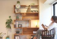 使い方は無限大!人と猫のための家具「NY&」