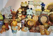 スウェーデンの陶芸家「リサ・ラーソン展」に行ってきました!