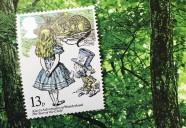 切手で愛でる猫たち