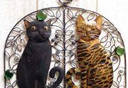 ワイニャーアートができるまで−猫と暮らし、猫を創る。